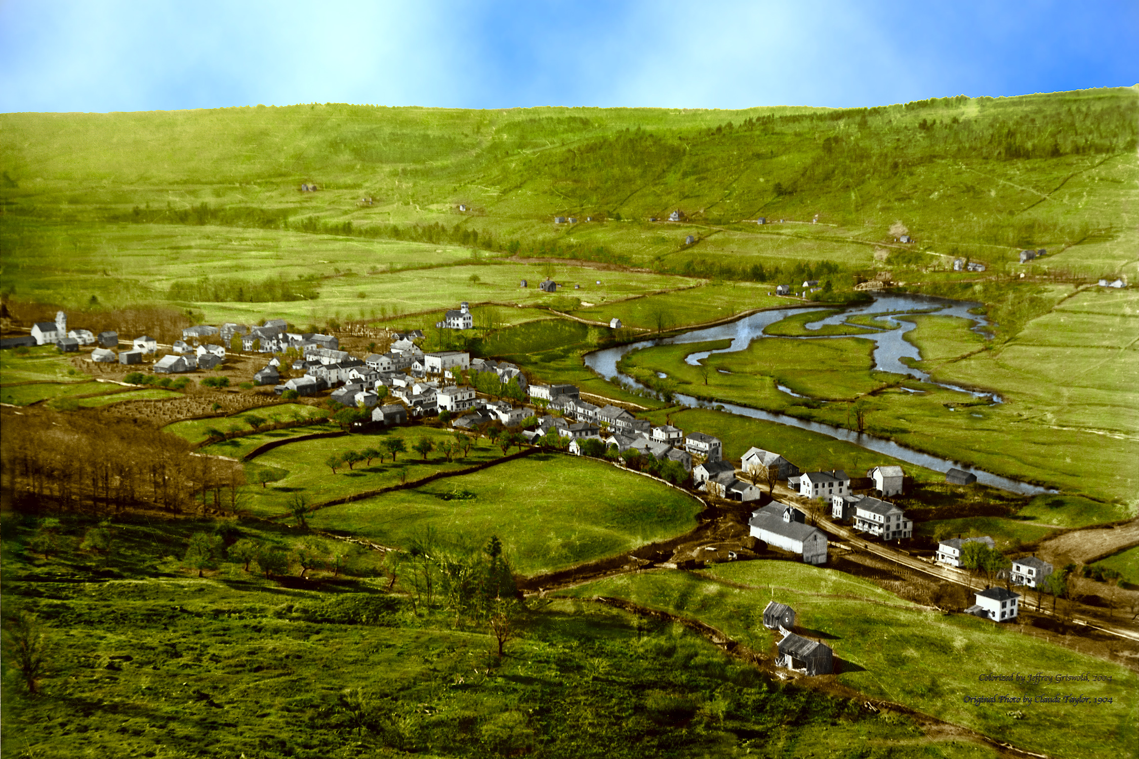 Additional Materialsdavenport village