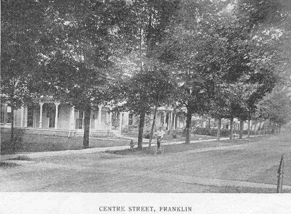 Centre Street, Franklin