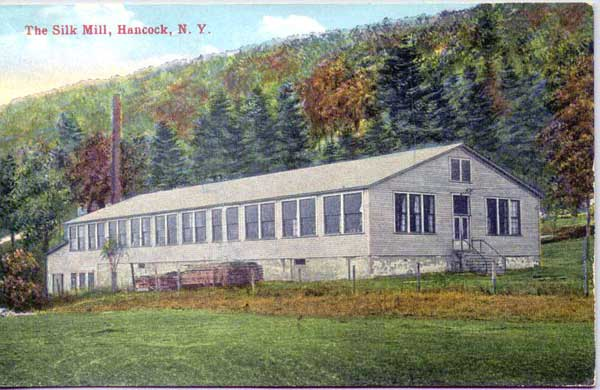 Hancock - Silk Mill - 1943