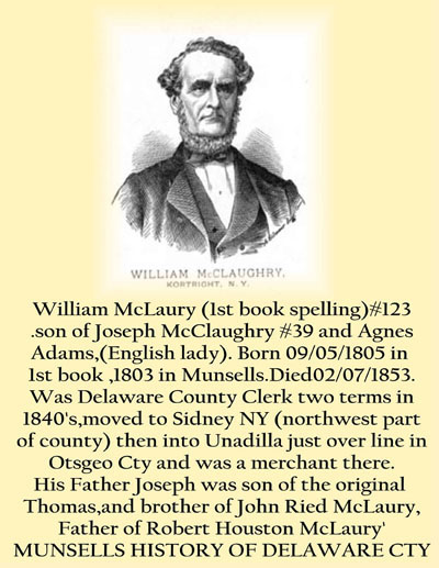 William McClaughry