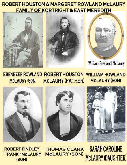 Robert Houston Family of Kortright
