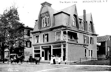Myers Block, Margaretville