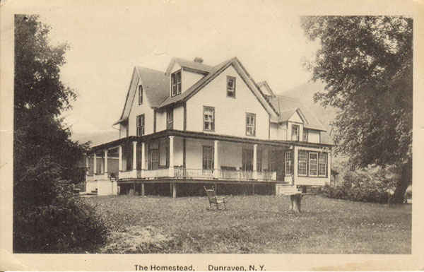 The Homestead, Dunraven, NY ca. 1933