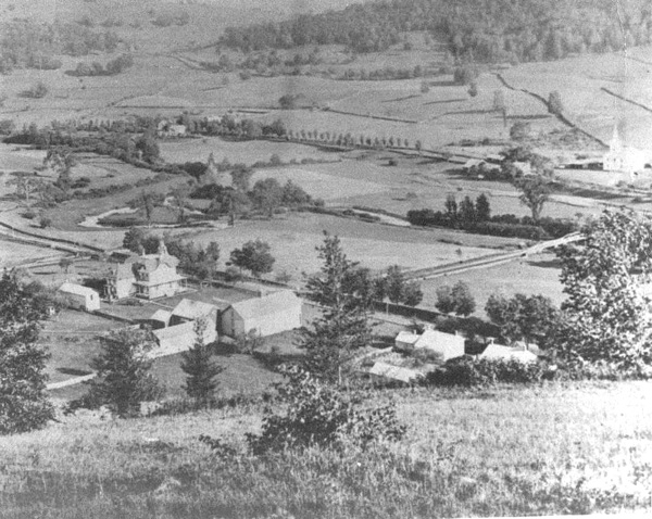 Old Photo of South Kortright