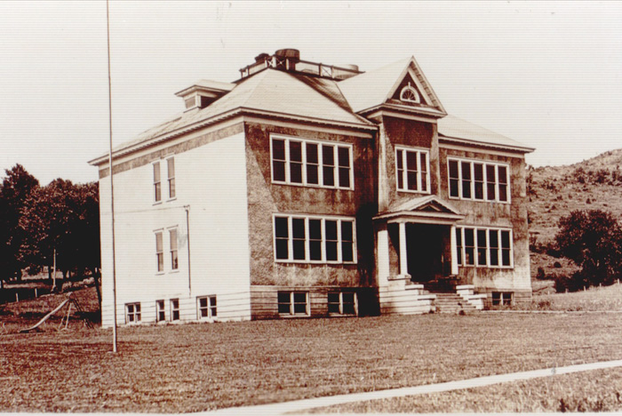 Old Bloomville High School