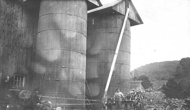 Filling the Silo