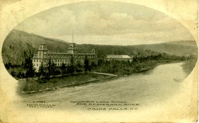Mountain Lake Hotel and Beaverkill River