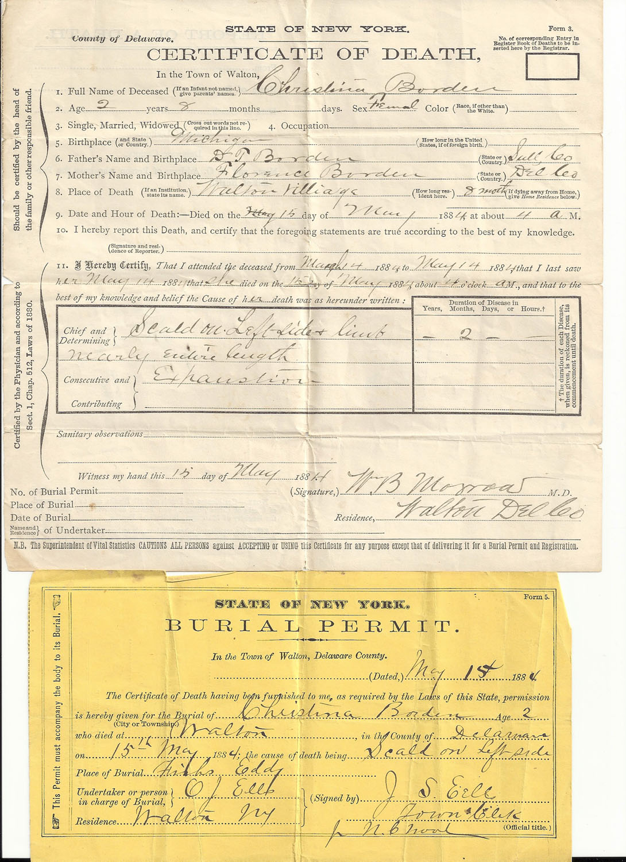 Delaware County Marriage & Divorce Records